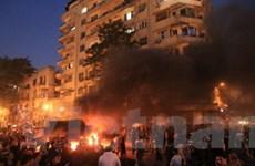 Có gần 700 người biểu tình thương vong tại Cairo