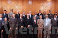 Chính phủ chuyển tiếp mới của Libya nhậm chức