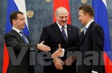 Nga và Belarus ký kết một loạt hiệp định hợp tác