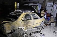 Đánh bom liên tiếp ở Baghdad, 15 người thiệt mạng