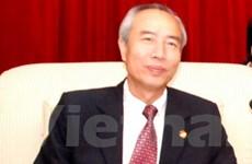 Tăng cường hợp tác công tác mặt trận với Campuchia
