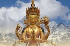 Triển lãm tác phẩm nghệ thuật đặc trưng Himalaya