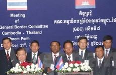 Campuchia-Thái Lan rút quân khỏi vùng tranh chấp