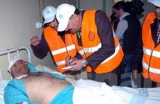 Syria: AL tiếp tục duy trì sứ mệnh quan sát viên