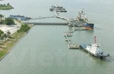 Diễn tập ứng cứu sự cố về tràn dầu ở Quảng Ninh