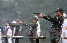 VN dự Giải bắn súng quân dụng quốc tế tại Brunei