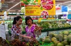 Sôi động thị trường thực phẩm chay rằm tháng Giêng