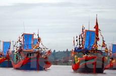 Bắt đầu khai hội mùa xuân Côn Sơn-Kiếp Bạc 2012