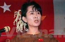 Myanmar: Bà San Suu Kyi bắt đầu vận động tranh cử