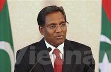 Maldives công bố lộ trình bầu cử tổng thống sớm