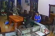 Đã nhận dạng được kẻ cướp và giết chủ tiệm vàng
