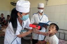 Bệnh chân tay miệng lan nhanh trong 6 tuần đầu năm