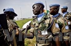 52 nhân viên gìn giữ hòa bình bị bắt giữ tại Darfur