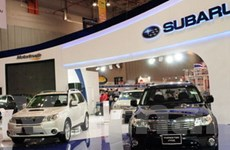 Thêm nhiều thương hiệu ôtô mới ở Saigon Autotech 8