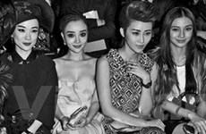 Cảm hứng Trung Hoa tại tuần lễ thời trang Paris