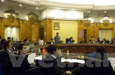 Việt Nam dự hội nghị tăng cường hội nhập ASEAN