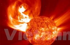 Các vụ nổ trên Mặt Trời đe dọa xứ sở sương mù