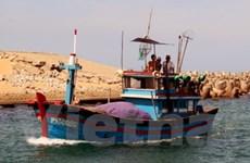 Bình Thuận: Chìm tàu cá, 3 người chết và mất tích