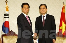 Thủ tướng kết thúc dự Hội nghị an ninh hạt nhân