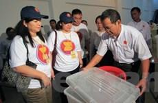 ASEAN đề cao thành công cuộc bầu cử ở Myanmar
