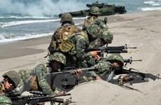 Mỹ cùng Philippines bắt đầu cuộc tập trận chung