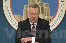 Nga từ chối dự hội nghị cấp ngoại trưởng về Syria