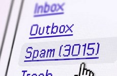 Ấn Độ dẫn đầu thế giới về số lượng thư rác điện tử