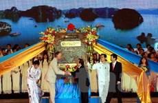 Vịnh Hạ Long nhận danh hiệu Kỳ quan thiên nhiên mới