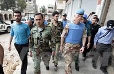 LHQ kêu gọi các bên tại Syria chấm dứt bạo lực