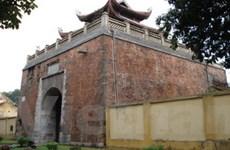 Di tích Thành cổ Hà Nội được bàn giao vào tháng 6