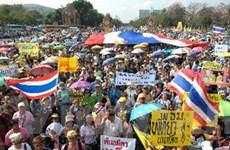 Hàng nghìn cảnh sát được triển khai tại Bangkok