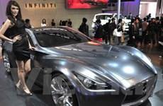 Hãng Nissan sẽ sản xuất mẫu Infiniti tại Trung Quốc