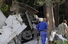 Ukraine: Tai nạn máy bay, 5 vận động viên thiệt mạng