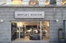 Bentley lập công ty kinh doanh độc quyền ở Nga
