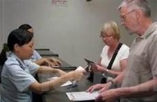 1/7: Hoàn thuế VAT cho người nước ngoài xuất cảnh