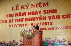 """""""Nhà lãnh đạo đầy tài năng của cách mạng Việt Nam"""""""
