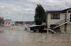 Chủ tịch nước gửi điện chia buồn vụ lũ lụt tại Nga