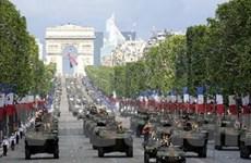 Pháp tưng bừng kỷ niệm ngày Quốc khánh lần thứ 223