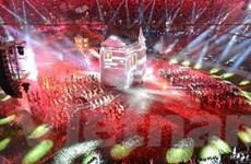 """Thế vận hội """"Tạo niềm hứng khởi"""" chính thức khai mạc"""
