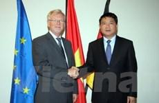 Tăng cường hợp tác về giao thông vận tải VN-Đức