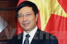 Ngoại giao Việt Nam vươn tới những tầm cao mới