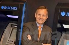 Ngân hàng Barclays bổ nhiệm giám đốc điều hành mới