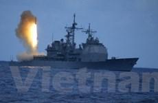 Nga phát triển hệ thống phòng thủ tên lửa trên biển