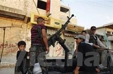 Syria: Quân nổi dậy tuyên bố bắn rơi 1 chiến đấu cơ