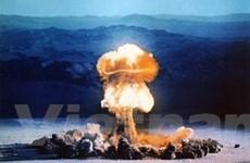 Đại hội đồng LHQ kêu gọi chấm dứt thử hạt nhân