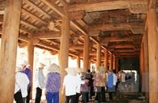 Đoàn giám sát của QH kiểm tra tại chùa Trăm Gian