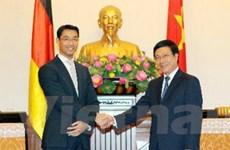 VN là đối tác quan trọng hàng đầu của Đức tại ĐNÁ