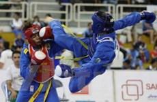 TP.HCM về nhất giải vô địch Vovinam toàn quốc 2012