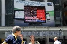 """Chứng khoán châu Á tăng do """"tin tốt"""" từ Tây Ban Nha"""