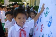 Hơn 100.000 người cam kết rửa tay với xà phòng